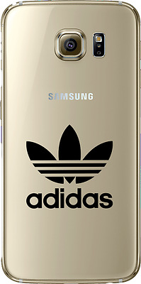 4X ADIDAS LOGO Vinyl Decal Die Cut Cell Phone IPhone