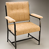 Care Quip - Fitzroy Chair Wide 8150W