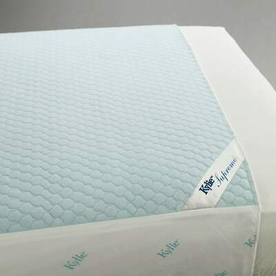Kylie Bed Protector Sheet with Waterproof PVC Backing- Single Bed 3058WP