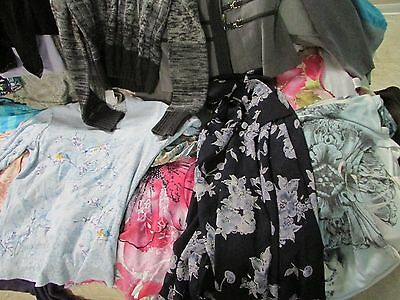 YOU PICK SIZES- Clothing LOT 15pc Name Brand Women Junior Girls Summer Clothes
