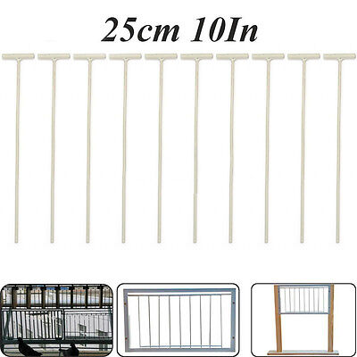 10pcs Racing Pigeon Bird Cage Stainless Steel Entrance Wire Trap Door Curtain