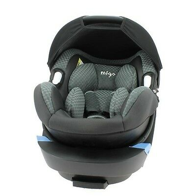 NANIA Siege Auto Groupe 0+ Satellite Shadow Isofix