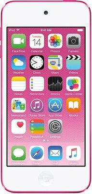 Apple IPOD TOUCH 64GB PINK MKGW2NF-A