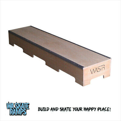 Slappy Grind Box / Low Skate Ledge 6ft Long