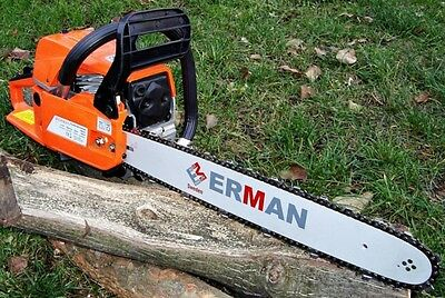 Chainsaw SALE ! Erman EM5201 good quality for incredibly LOW PRICE
