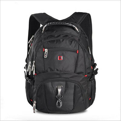 wenger mochila style swisswin SW 8112 I Waterproof Backpack Large Capacity 16,5