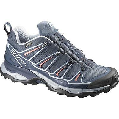 Shoes Hiking Trekking Outdoor Women's SALOMON Suitable for ULTRA 2 GTX W Gray