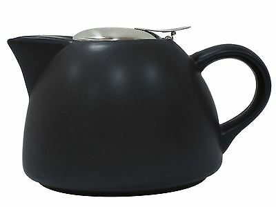 La Cafetiere Barcelona 450ml Teapot Black