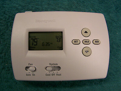 Honeywell TH4110D1007 5-2 day Programable Thermostat TH4110D heat pump