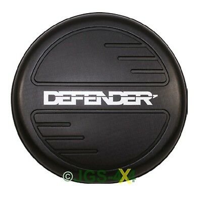 Land Rover Defender Spare Wheel Cover GENUINE - STC7889