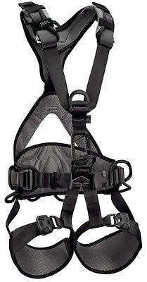 Petzl AVAO BOD FAST Black Harness INTL. (Size 1) Climbing Work Industrial