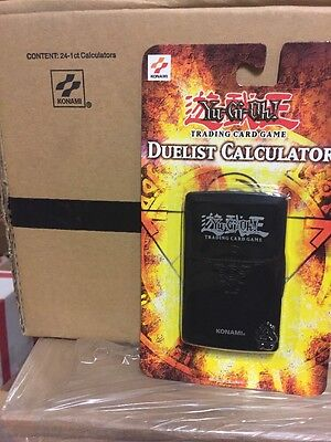 Yu-Gi-Oh Official Konami Duelist Calculator 24-count Box For Card Game TCG CCG
