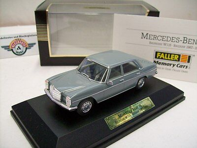 Faller w180 mercedes benz 220 s ponton 1956 59 1 43 for Mercedes benz made in germany