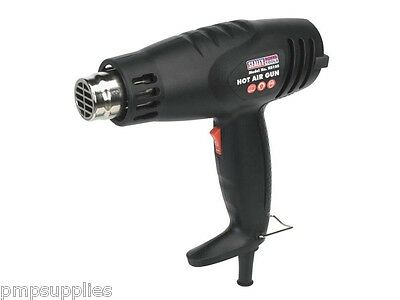 Sealey Hot Air Gun HS105 1600W 2-Speed 375°C/500°C