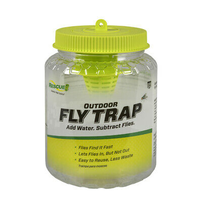 Rescue FTR-DT12 Fly Trap & Attractant