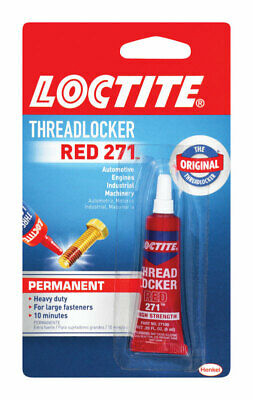 Loctite Threadlocker 271 Red 6 Ml