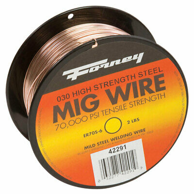 Forney Mig Wire 0.030 Ga 2 Lbs. Spool Boxed