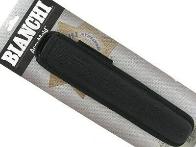 "BIANCHI Black 7312 ACCUMOLD 16""-26"" Expandable BATON Holder Pouch New! 24018"
