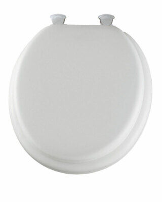 Mayfair Round Toilet Seat Premium, Series 13 White