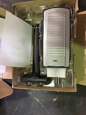 New Axis Comm Q1921 (0400-001) 19MM Indoor Thermal Network Camera