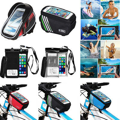 Protection Waterproof Underwater Pouch Bicycle Dry Bag Case Cover for Cell Phone