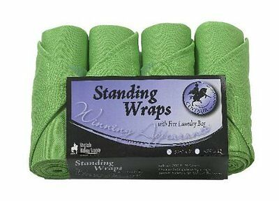 Deluxe Standing Wraps 4-Pack Black