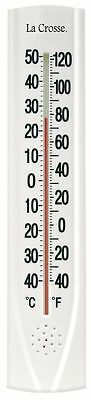 "LaCrosse Technology 204-115 15"" Tube Thermometer With Key Hider"