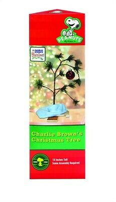 Charlie Brown Christmas Tree--18 in.