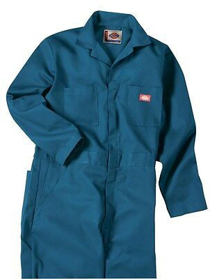 Dickies 48611DN L-XTALL Large Extra-Tall Dark Navy Basic Coverall
