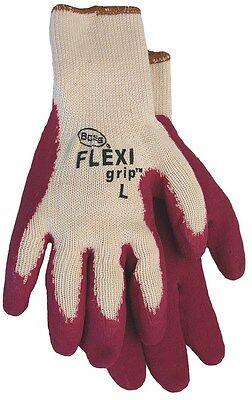Boss Gloves 8423L Large Flexi Grip™ Latex Palm Gloves