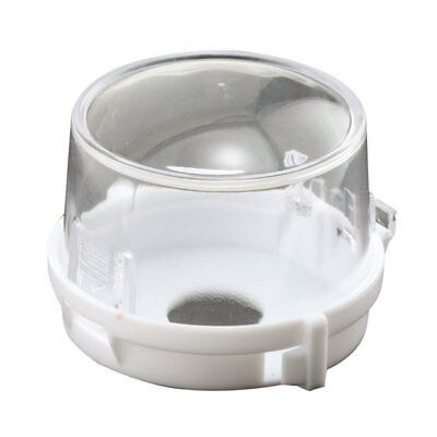 Prime-Line Stove Knob Safety Covers Clear Top With White Base Card Card 4