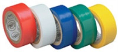 """GB Gardner Bender GTPC-550 1/2"""" X 20' Assorted Electrical Tape 5 Count"""