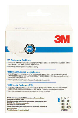 3M 5P71PB1-6 Particulate Replacement Filter