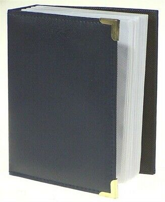 "Pioneer Photo Albums E4-100 4"" X 6"" Black Oxford Photo Album"