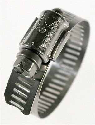 """Ideal 6204053/6202053 1/4"""" To 5/8"""" Micro-Great Miniature Hose Clamps  - PK 10"""