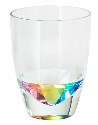 Merritt International 24010 Rainbow Diamond Tumbler