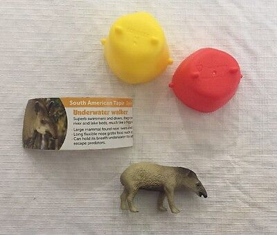NEW Yowie South American TAPIR Surprise Egg Mini Figure All American Collection