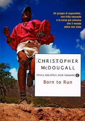 Libro Born To Run - Christopher Mcdougall