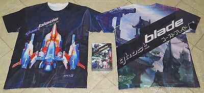 Ghost Blade Spectre-3 Collector's Edition CE VGI EXCLUSIVE Dreamcast + T-Shirt