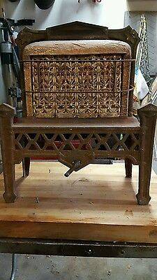 Vintage Antique Working Cahill 188 Nat. Gas Heater