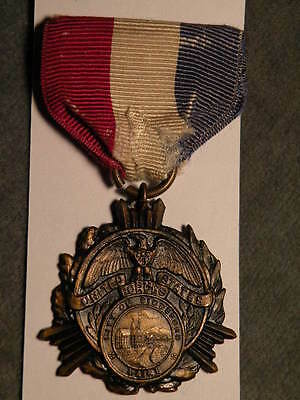 Biddeford, Maine. - City / Town Medal -WWI