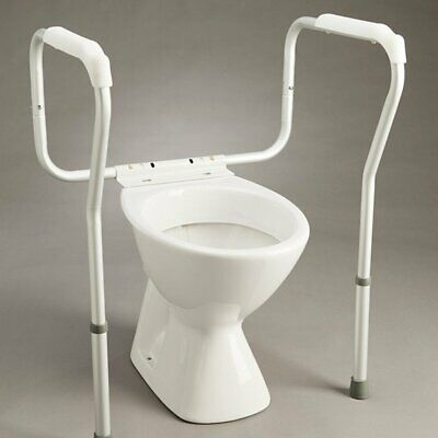 Care Quip - Toilet Safety Arms B1013