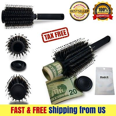 Hidden Container Safe Can Stash It Jewelry Home Hair Brush Secret Diversion PRO