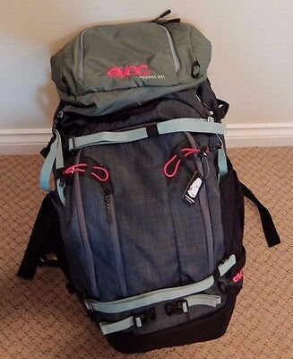 Arc'teryx Quintic 38 backpack - perfect condition - ideal for ski touring