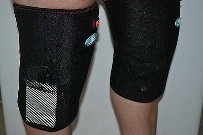 Portable Knee Heat Wraps Pair (Right & Left)