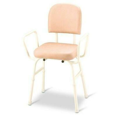 Care Quip - Perching Stool With Arms 6040