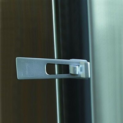 fridge freezer door lock baby kids childrens toddlers safety draw cabinet locks