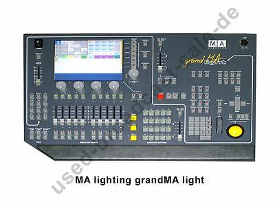 MA Lighting  GrandMA Light Lichtstellpult Top Zustand. Serie 1 von 2008