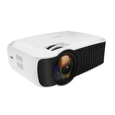 1280*720 Android 4.4 Intelligent LED Projector 1G/8G 3000 Lumens WiFi Bluetooth
