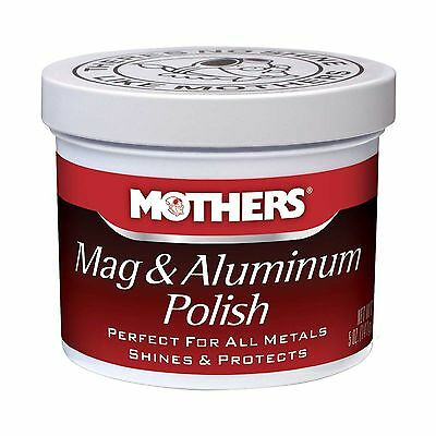 Mothers Tub Mag And Aluminium Polish 147ml